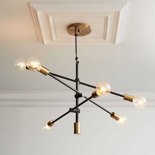 Mobile Chandelier - Large- Two-Tone - West Elm