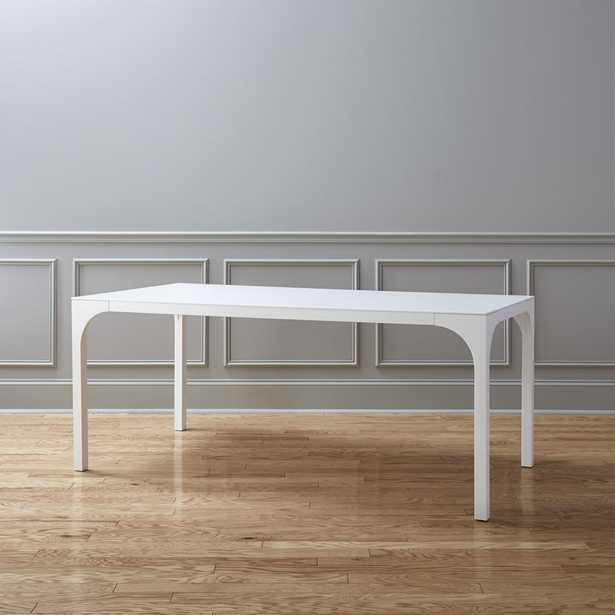 aqua virgo dining table - CB2