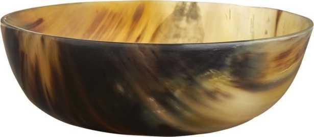 """Trek Horn Bowl, Large 6"""" - CB2"""