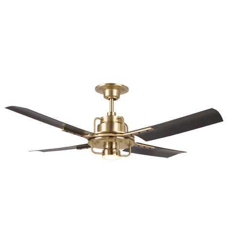 Peregrine Industrial LED Ceiling Fan - Rejuvenation
