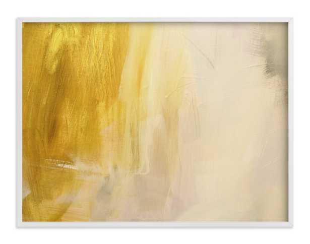 """in gold -  24"""" X 18"""" - Minted"""