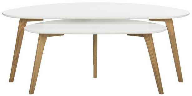 OLIDA DOUBLE COFFEE TABLE - Arlo Home
