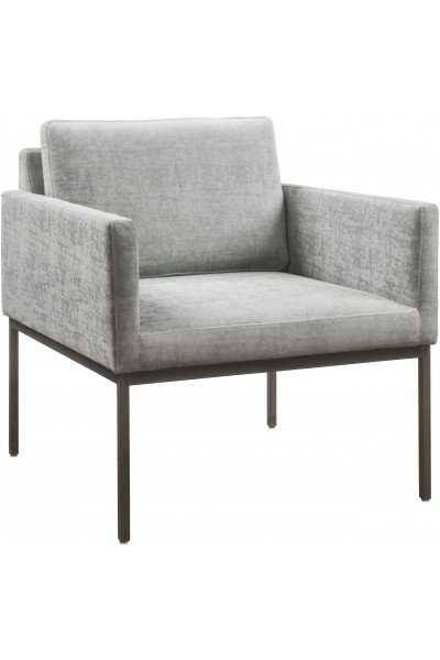 Gabriella Morgan Velvet Chair - Maren Home