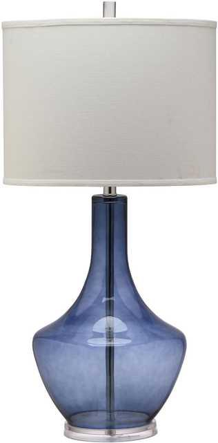 MERCURY TABLE LAMP LIT4141B-Blue - Arlo Home