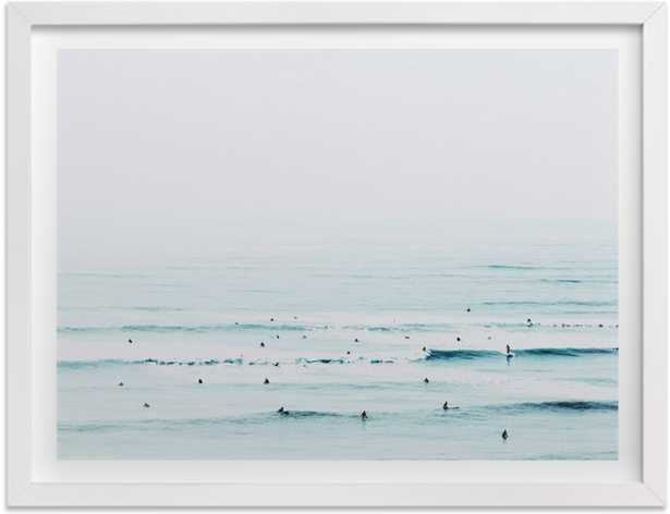 The Sunday Blues - 40x30 - Minted