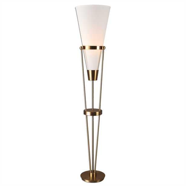 Bergolo, Floor Lamp - Hudsonhill Foundry