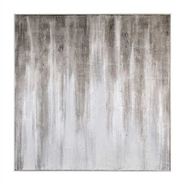 """Strait and Narrow 49""""x49"""" Canvas - Hudsonhill Foundry"""