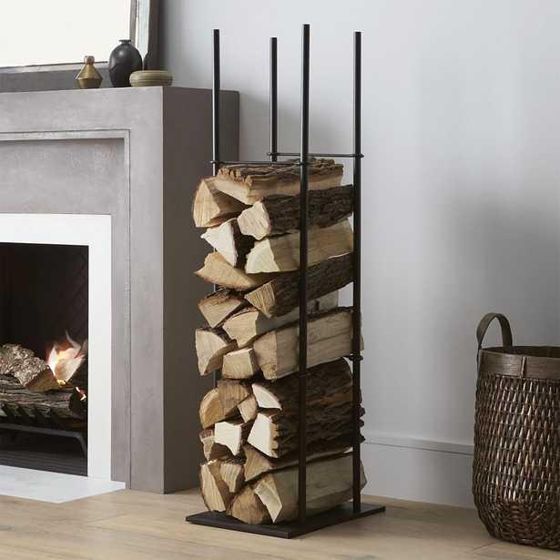 Frame Log Holder - Crate and Barrel