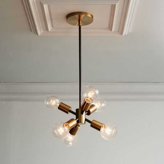 Mobile Chandelier - Small - two tones - West Elm