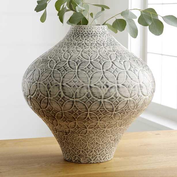 Geo Vase - Crate and Barrel