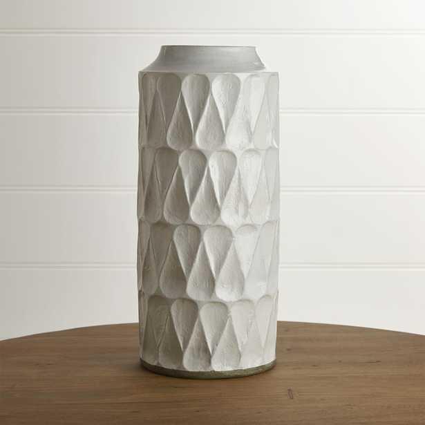 Kora Tall Vase - Crate and Barrel