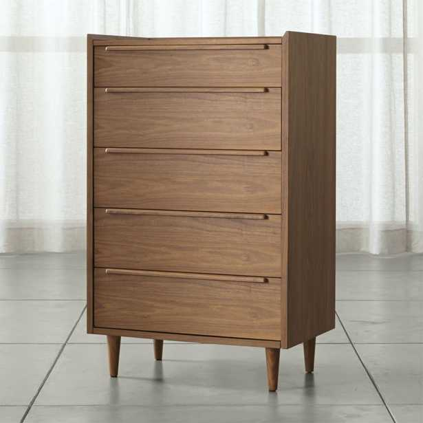 Tate 5-Drawer Chest - Crate and Barrel