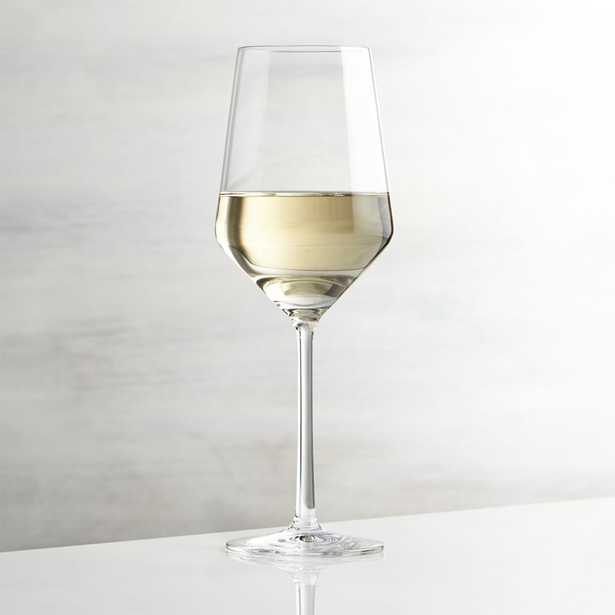 Tour White Wine Glass - Crate and Barrel