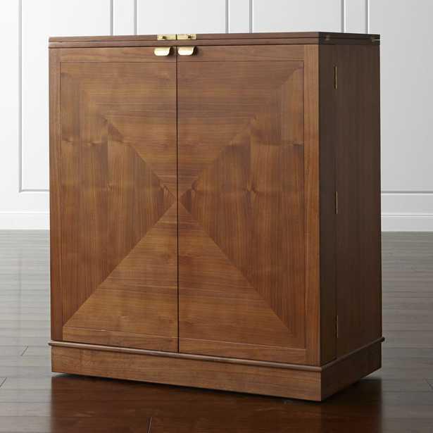 Maxine Bar Cabinet - Crate and Barrel
