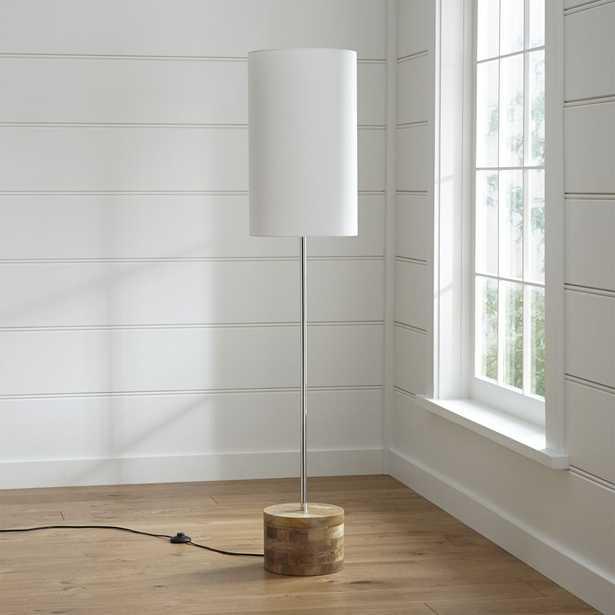 Tribeca Floor Lamp - Crate and Barrel