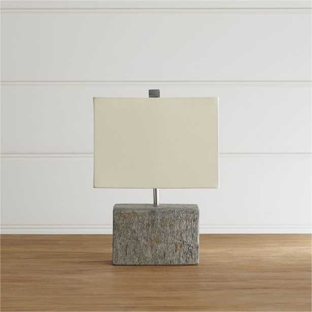 Orda Table Lamp - Crate and Barrel