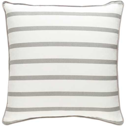 """Glyph Pillow, 18"""" with Poly Insert - Neva Home"""