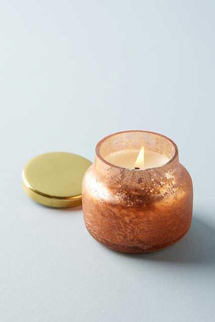 Capri Blue Pumpkin Jar Candle - Anthropologie