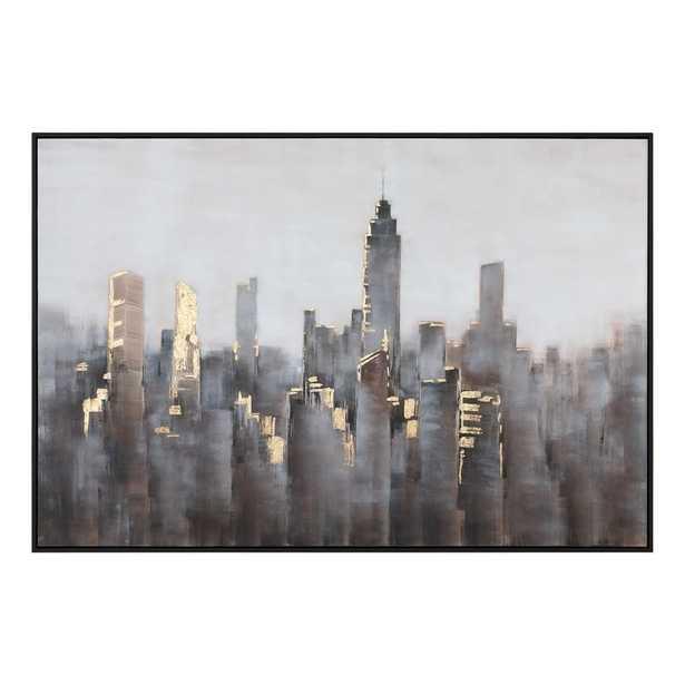 Skyline - Hudsonhill Foundry