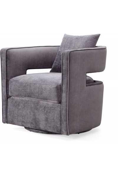 Daniela Morgan Swivel Chair - Maren Home