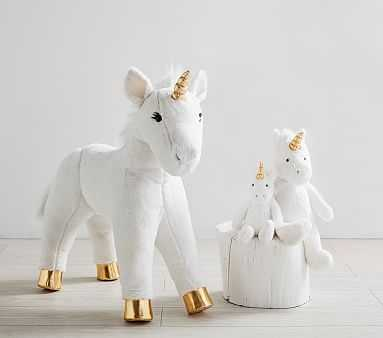 Unicorn Plush, Medium - Pottery Barn Kids