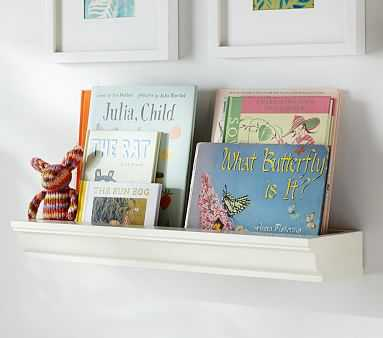 Classic 2ft Book Nook, Simply White - Pottery Barn Kids