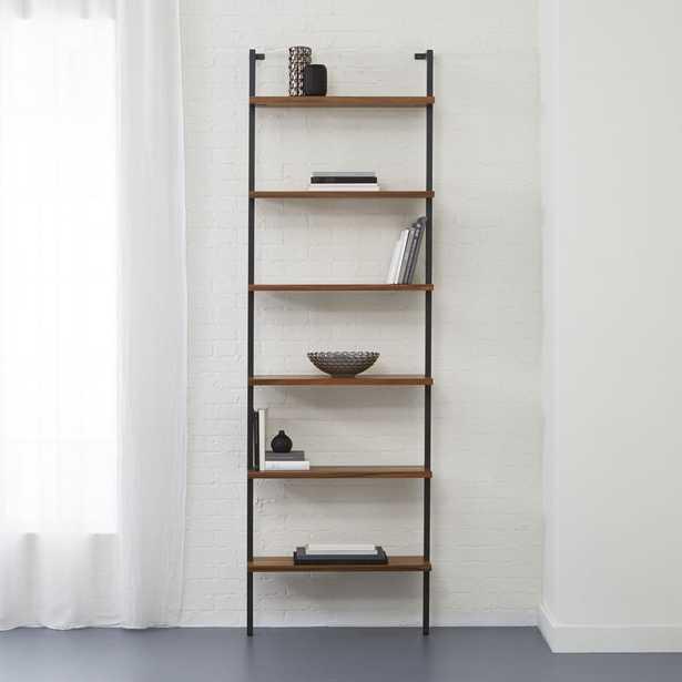 """helix 96"""" acacia bookcase"" - CB2"