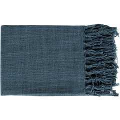 Tilda Throw Blanket - Navy - Neva Home