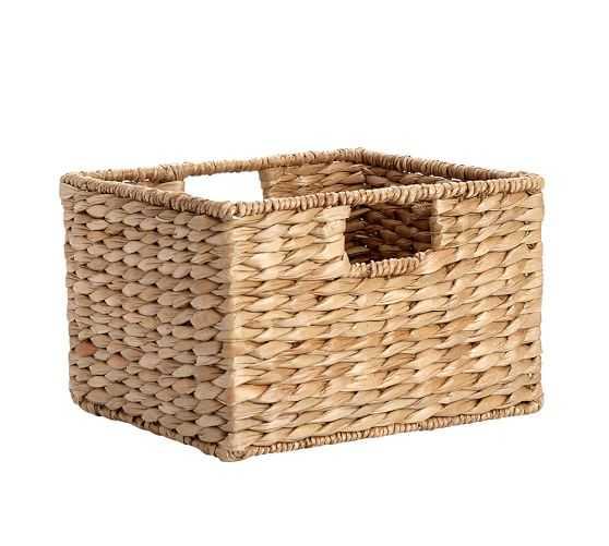 Savannah Medium Utility Basket - Pottery Barn