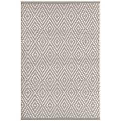 Diamond Fieldstone/Ivory Indoor/Outdoor Rug - 8.5' x 11' - Dash and Albert