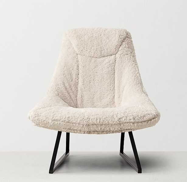 Daley Oversized Bucket Chair - RH
