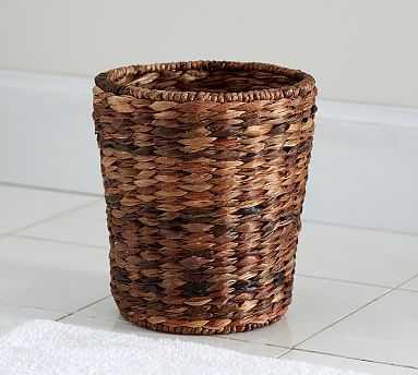 Perry Waste Basket, Havana Weave - Pottery Barn