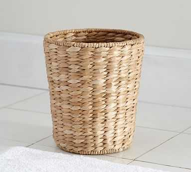 Perry Waste Basket, Savannah Weave - Pottery Barn