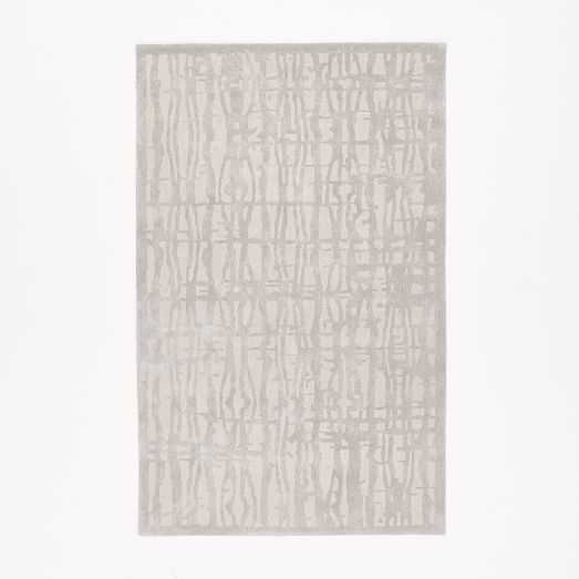 Cascade Wool Rug, 5'x8' - West Elm