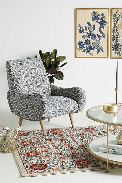 Tiled Losange Chair - Anthropologie