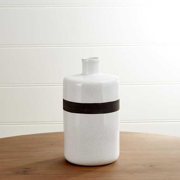 Douro Short Vase - Crate and Barrel