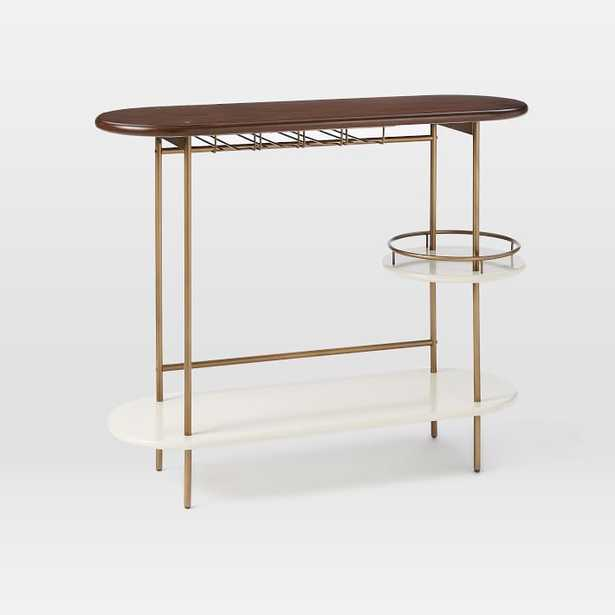 Tiered Bar Console - West Elm