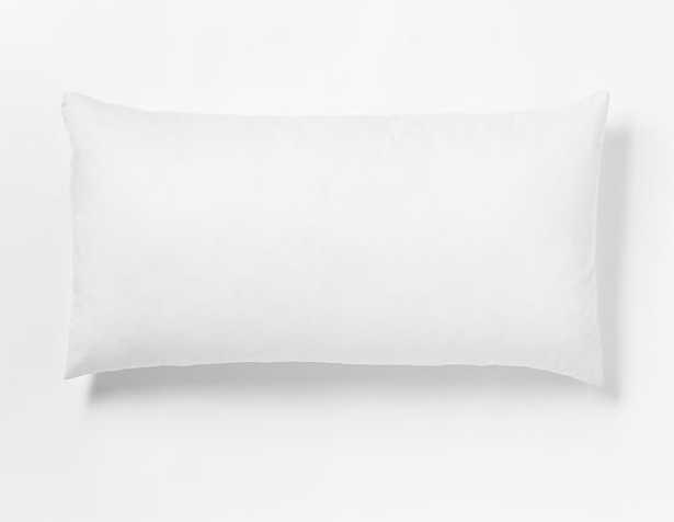 "Decorative Pillow Insert – 12""x21"" - poly fill - West Elm"