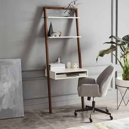 Ladder Shelf Desk - West Elm