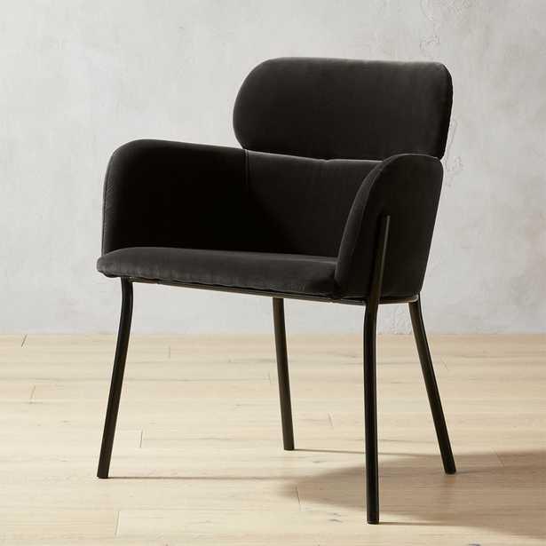 Azalea Grey Mink Chair - CB2