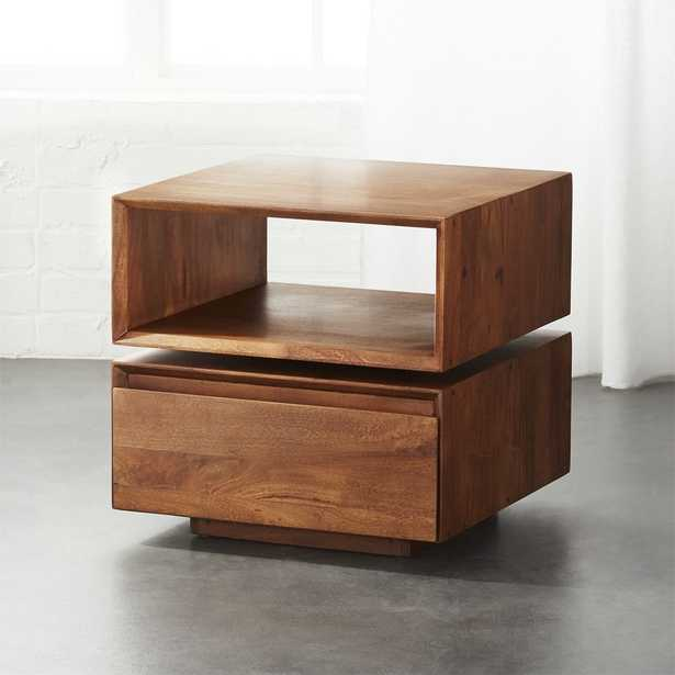 Spin Rotating Side Table - CB2