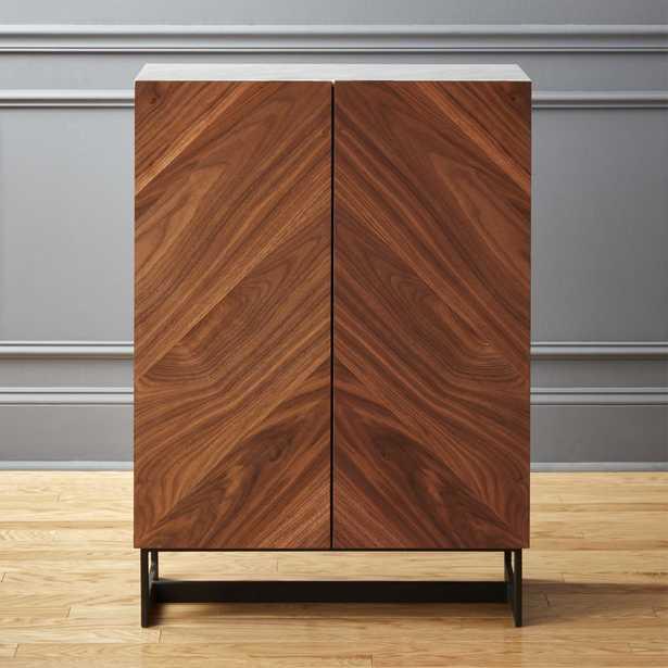 Suspend II Wood Entryway Cabinet - CB2