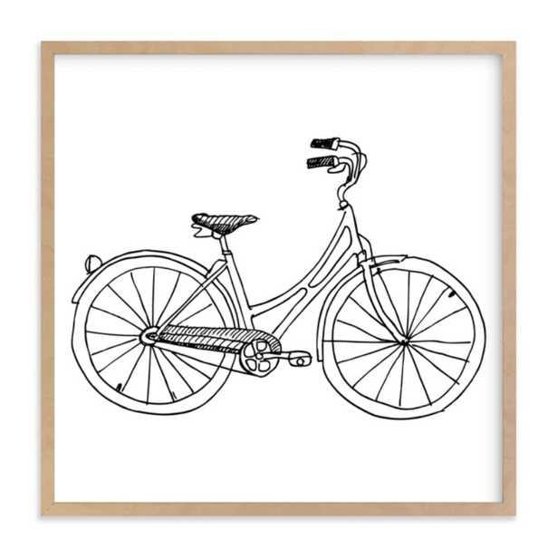 "Bicycle Wall Art Prints - 16"" x16"" - Minted"