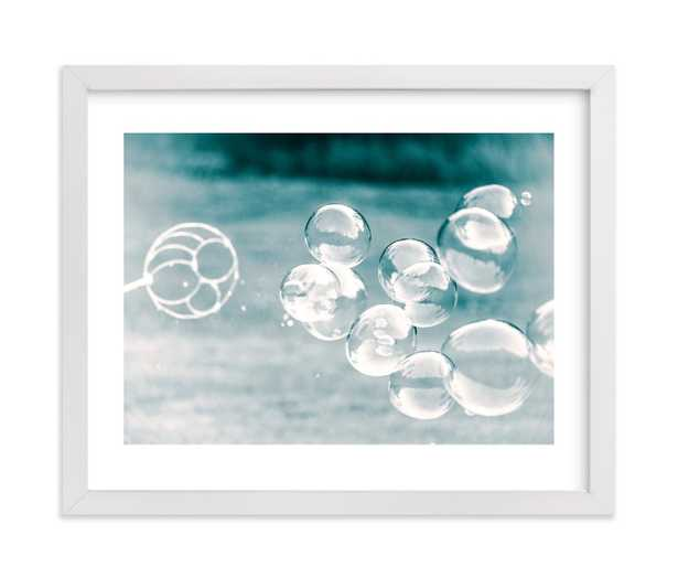 bubbles out of the blue - Minted