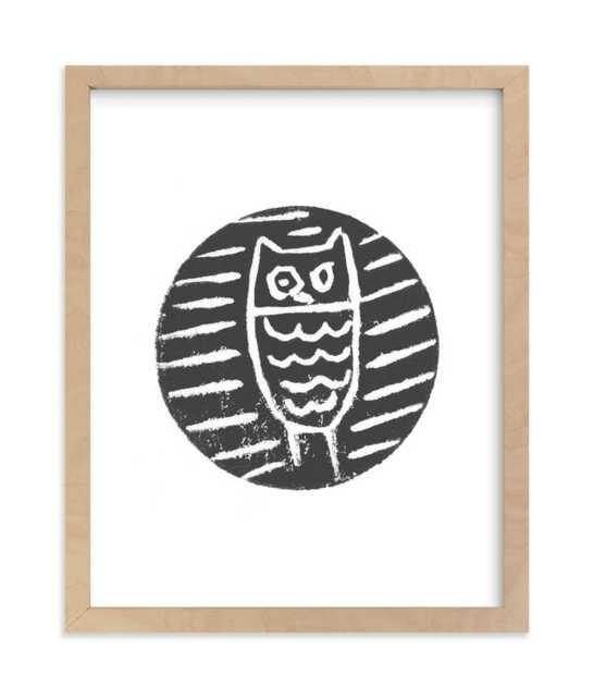 little owl - Minted