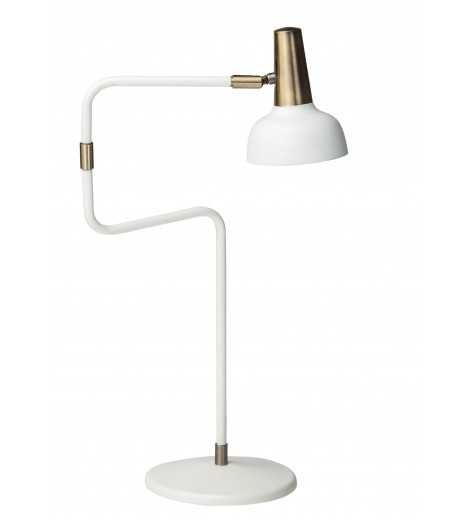 KOURT TABLE LAMP, IVORY - Lulu and Georgia