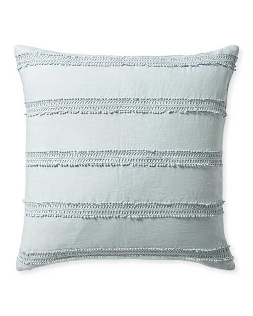 Sevilla Pillow Cover: Sky - Serena and Lily