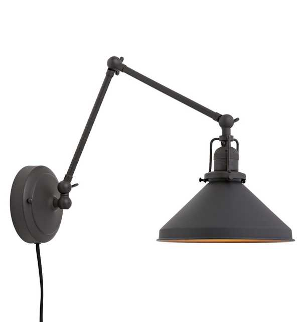 IMBRIE ARTICULATING PIN-UP SCONCE - Rejuvenation