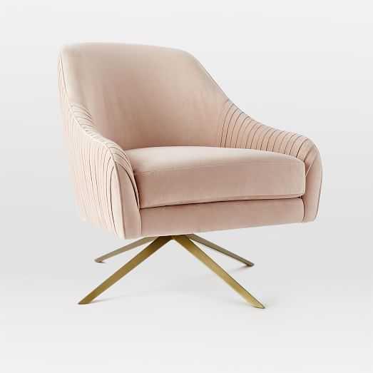 Roar + Rabbit™ Swivel Chair - West Elm