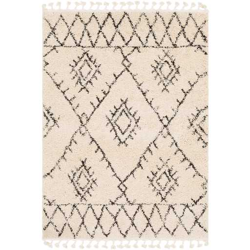 "Berber Shag BBE-2305 - 7'10"" x 10'3"" - Neva Home"